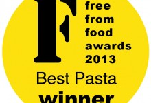 Rizopia wins prestigious Free From Food Award 2013
