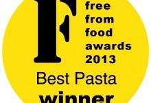 Rizopia wins prestigious Free From Food Award 2013