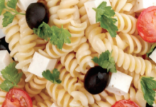How to Create a Healthier Pasta Salad